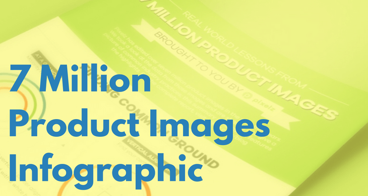Stats From 7 Million Product Images in eCommerce [Infographic]